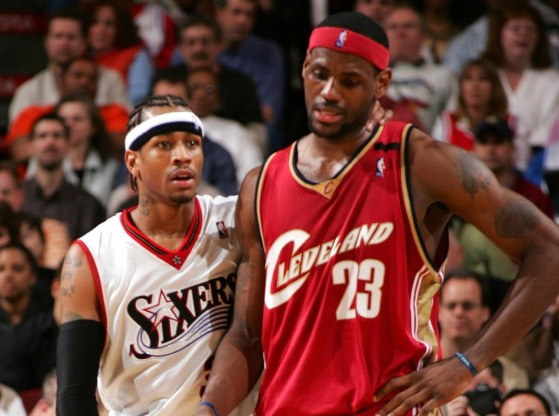LeBron James passes Allen Iverson on all-time scoring list