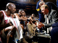 Larry Bird memories: Kobe went at Jordan, Michael went back at Kobe