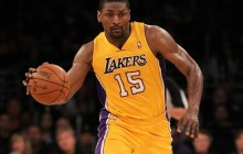 Metta World Peace: that's a great thing to play for former players