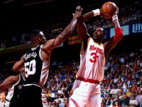 Olajuwon recalls 1995 season, says David Robinson deserved MVP honors