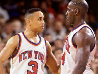 John Starks: Anthony Mason fought for everything in NBA, every day is a fight for him