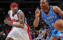 Iverson praises Westbrook, wants to stay close with Sixers