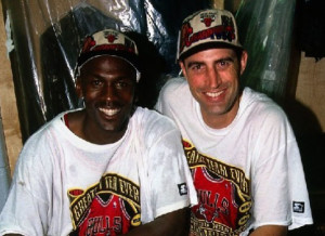 jack haley with michael jordan