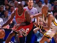 Reggie Miller recalls how Jordan once outscored him 40 to 2