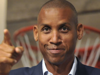 Once a shooter, always a shooter: Reggie Miller goes on without a miss (VIDEO)