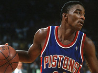 Scoring, passing, fighting and winning: Isiah Thomas NBA highlights (VIDEO)