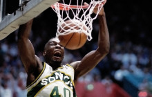 Remember the Reignman: Shawn Kemp's over 100 top dunks (VIDEO)
