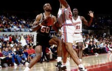 Offensive explosion: David Robinson goes for 71 points (VIDEO)