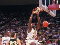 Monster in the making: Shaquille O'Neal LSU highlights (VIDEO)