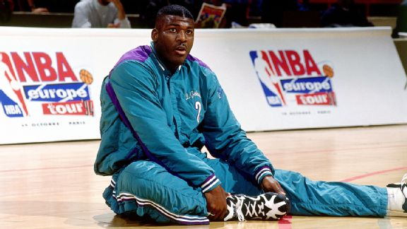 Image result for larry johnson hornets