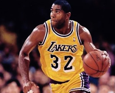 magic johnson pass - photo #22