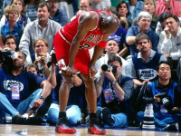 COURTSIDE STORIES: Ugly Michael Jordan fan encounters