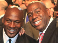 ExNBA poll: fans likely to do business with Magic Johnson than Jordan