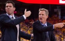 Luke Walton substitutes Steve Kerr as Warriors' head coach, but for how long?