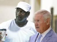 Jerry West explains why Michael Jordan should be on NBA's logo