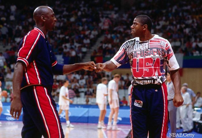 1992 Olympics: Lithuania v United States