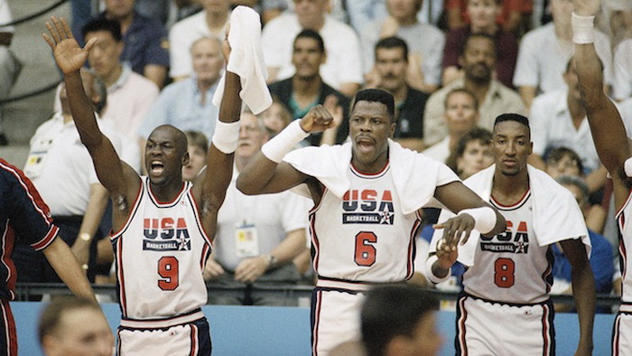 US Dream Team 1992
