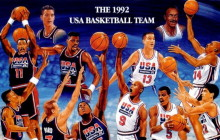 Remembering the 1992 Dream Team (58 photos)