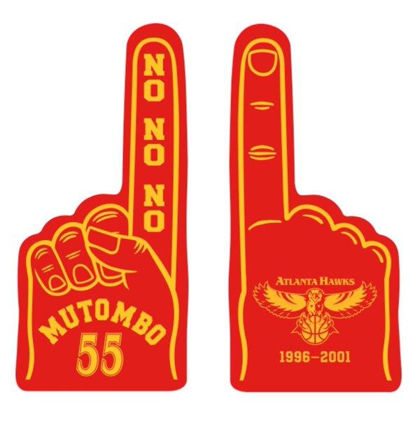 mutombo-finger-wag-foam
