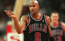 Ron Harper compares Golden State Warriors to his 1995-96 Bulls