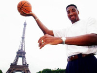 Scottie Pippen condemns Paris terror attacks