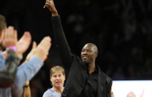 "Ben Wallace calls Detroit ""home"", joins other Piston greats"