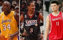 Yao, Shaq, Iverson & Webber – among nominees for Hall of Fame 2016