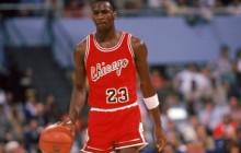 Michael Jordan – the NBA rookie season highlights (VIDEO)