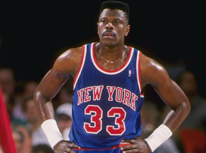 Patrick Ewing wouldn't have taken shortcuts for NBA title