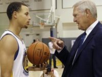 Jerry West believes Steph Curry would've thrived in his era