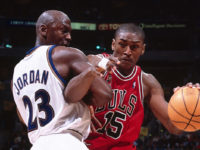 Courtside Stories: When Metta World Peace broke Michael Jordan's ribs