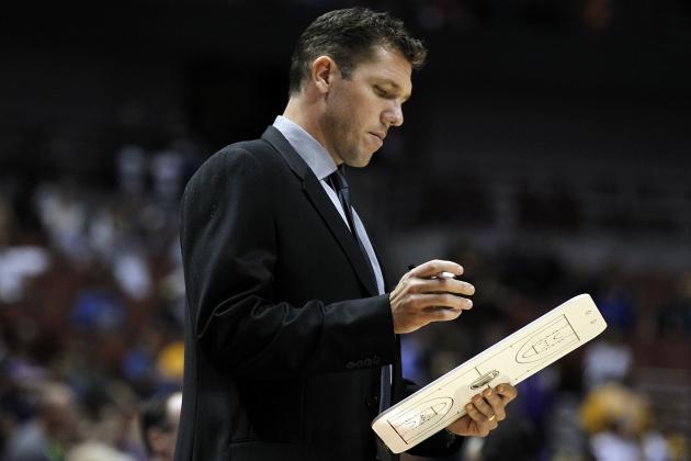 Luke Walton gets top job with Lakers, makes fun of his dad