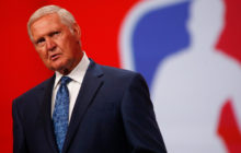 """Jerry West on Tim Duncan: """"I'd love to play with him"""""""