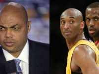 LeBron James still isn't good enough for Charles Barkley