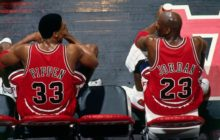 Pippen: You'd never see game where Jordan doesn't take last shot