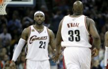 LeBron is a mixture of several NBA greats, Shaq O'Neal says