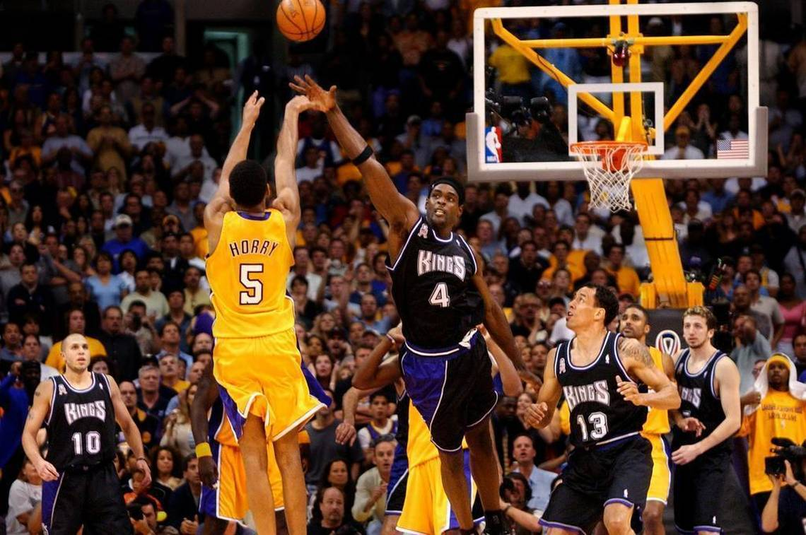 Ball came to me so did Chris Webber – but he was too late""