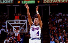 Spud Webb now plays golf and helps raise money for children
