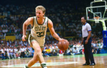 Trash-talker, leader, champion: Larry Bird's highlights (VIDEO)
