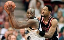 COURTSIDE STORIES: Alonzo Mourning's battles with Shaquille O'Neal