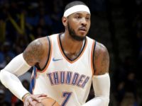 Melo chasing Jerry West, Reggie Miller on all-time scoring list