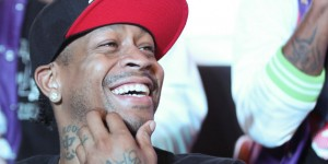 Iverson names his top-5, talks coaching, Jordan and his children