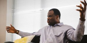 David Robinson changing people's lives, influencing other athletes