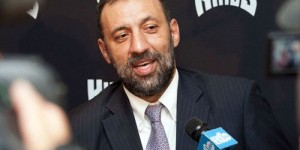 Vlade Divac determined to rebuild Sacramento Kings