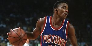 Scoring, passing, fighting and winning: Isiah Thomas NBA highlights (VIDEO)