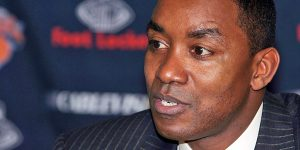 Isiah Thomas: LeBron - greatest to ever play the game
