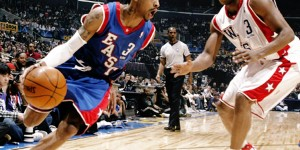 Allen Iverson to appear in NBA Café in Manila Philippines