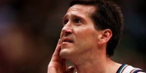 Horny 4-3: Jeff Hornacek NBA highlights (VIDEO)