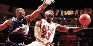 "Michael Jordan's amazing ""fake moves"" compilation (VIDEO)"