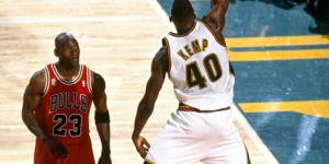 Shawn Kemp - top 10 career dunks (VIDEO)